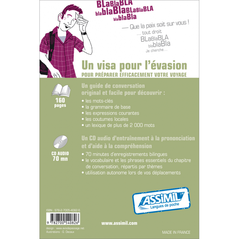Arabe Egyptien De Poche 1 Livre 1 Cd Audio Assimil Com