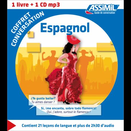 Espagnol (coffret conversation)