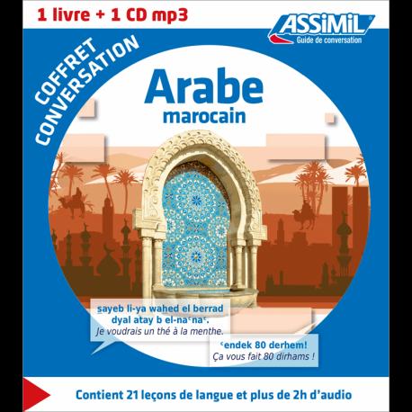 Arabe marocain (coffret conversation)