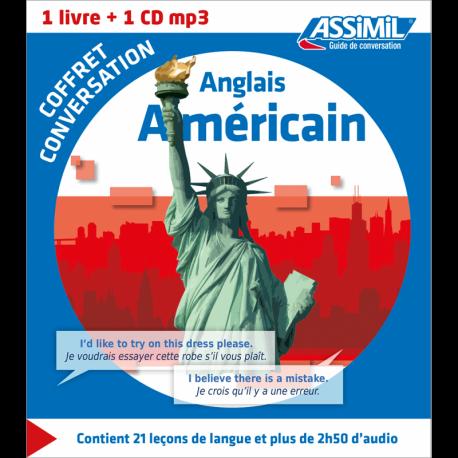 Anglais américain (coffret conversation)
