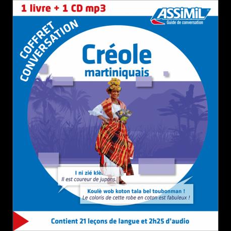 Créole martiniquais (coffret conversation)