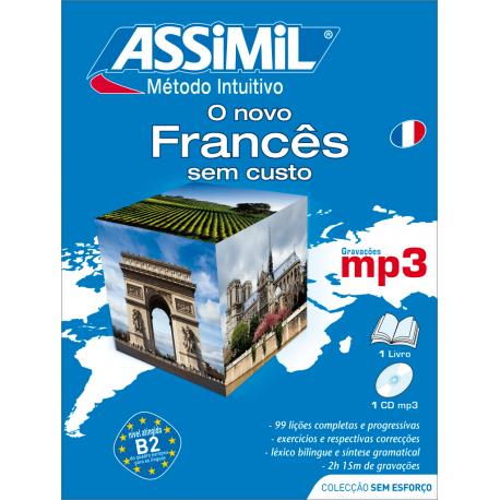 O novo Francês sem custo (mp3 pack)