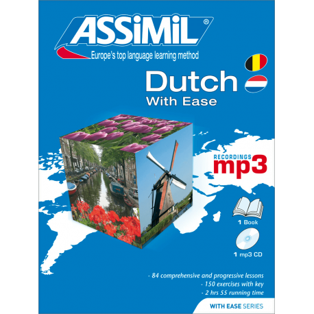 Dutch With Ease (pack mp3)