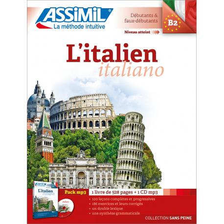 L'italien (pack mp3)
