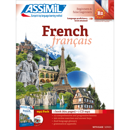French (mp3 pack)