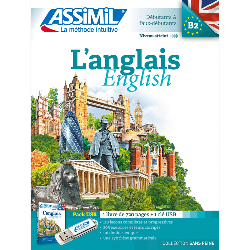 L Anglais Pack Usb Assimil Com
