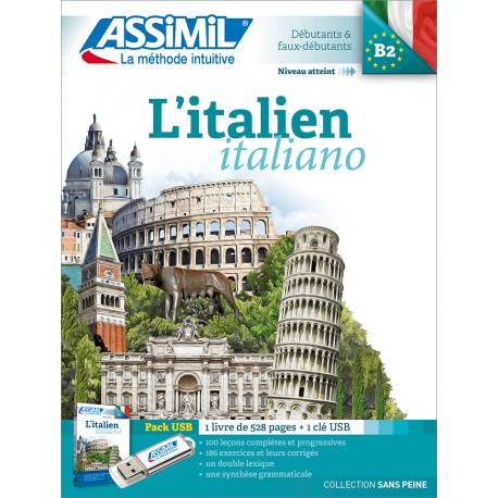 L'italien (USB pack)