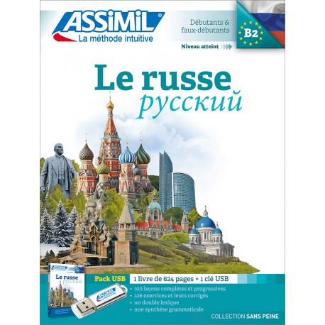 Le russe (USB pack)