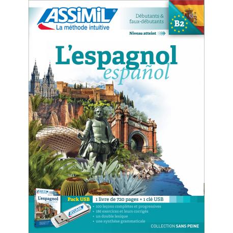 L'espagnol (pack USB)