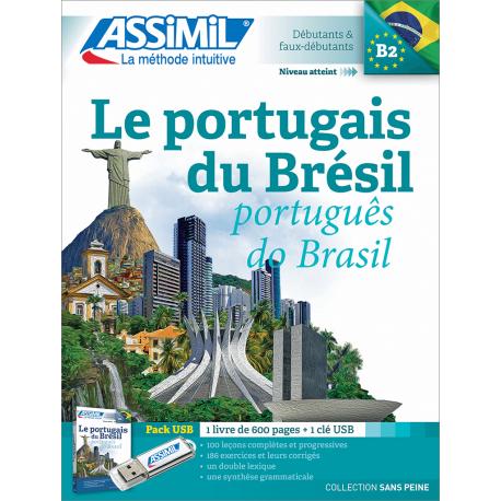 Le portugais du Brésil (USB pack)