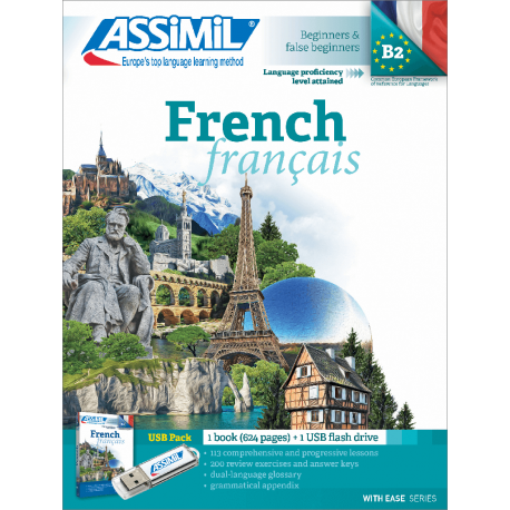French (USB pack)