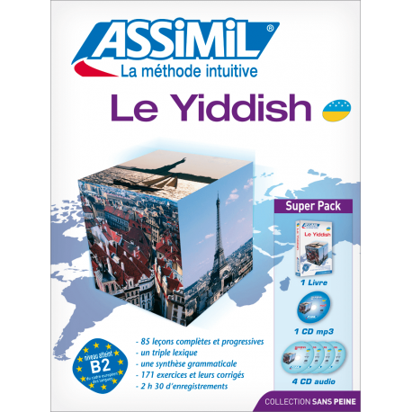 Le yiddish (súperpack)