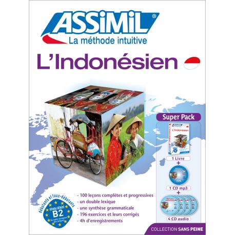 L'indonésien (superpack)