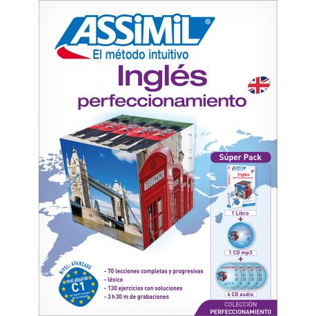 Inglés Perfeccionamiento (superpack)