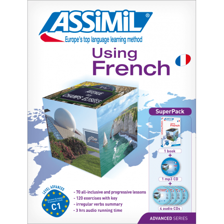 Using French (superpack)