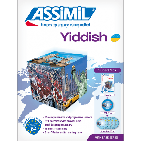 Yiddish (superpack)