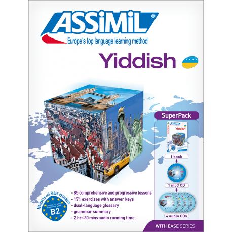 Yiddish (súperpack)