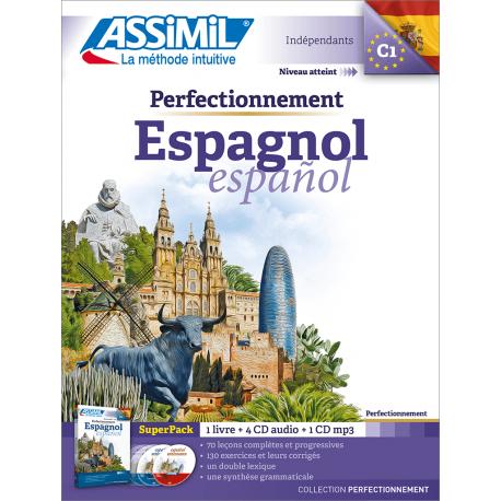 Perfectionnement Espagnol (superpack)