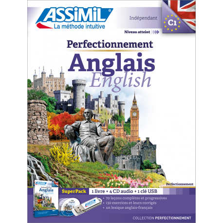 Perfectionnement Anglais (superpack)