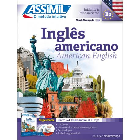 Inglês americano (superpack)