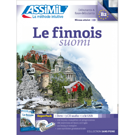 Le finnois (superpack)