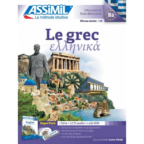 Le grec (superpack)