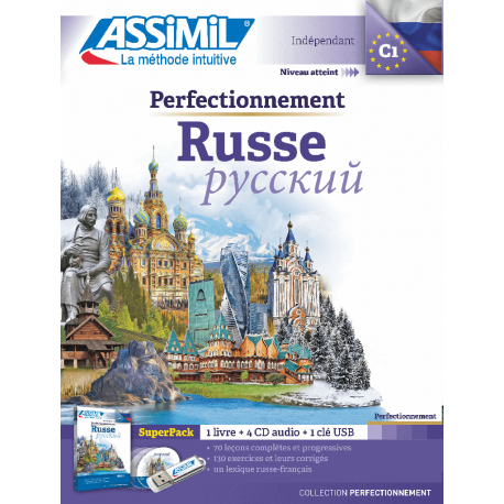Perfectionnement Russe (súperpack)