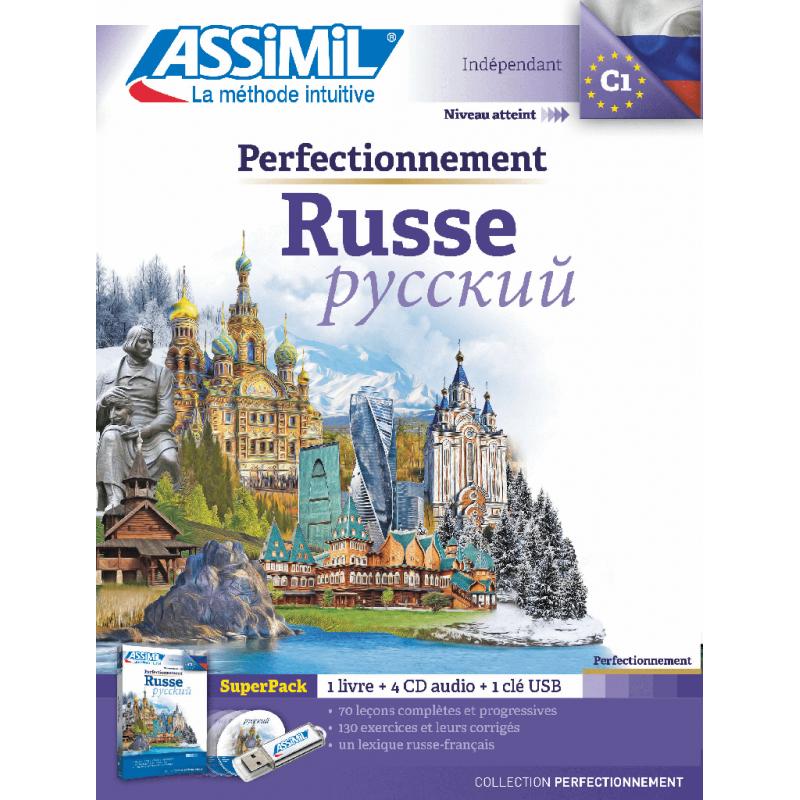 Perfectionnement Russe Superpack Assimil Com