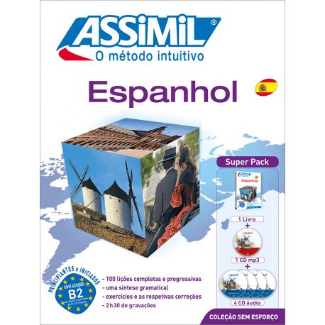 Espanhol (súperpack)