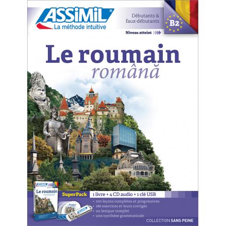 Le roumain (súperpack)