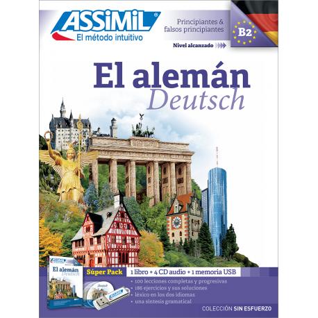 El alemán (súperpack)