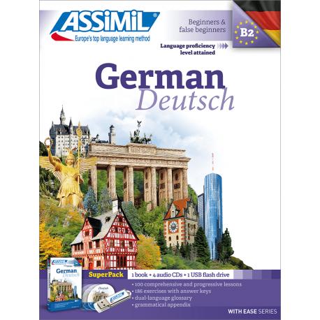 German (súperpack)