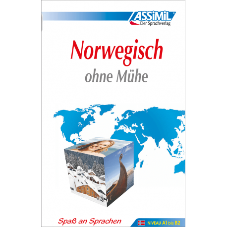 Norwegisch ohne Mühe (livre seul)