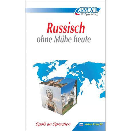 Russisch ohne Mühe heute (livre seul)