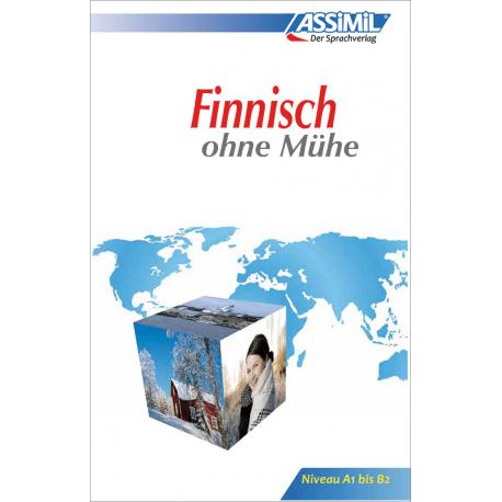 Finnisch ohne Mühe (book only)