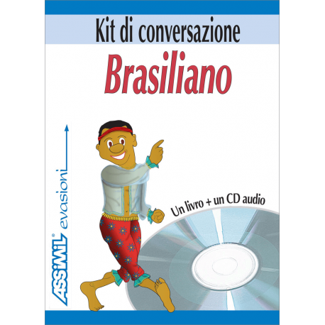 Il brasiliano in tasca (1 livre + 1 CD audio)