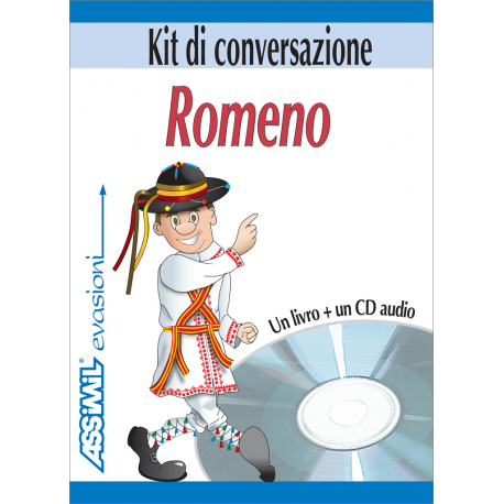 Il romeno in tasca (1 livre + 1 CD audio)
