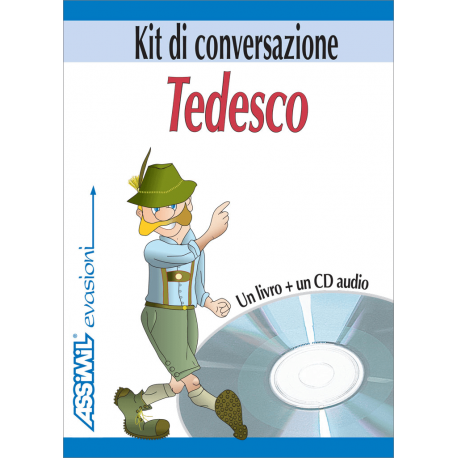 Il tedesco in tasca (1 livre + 1 CD audio)