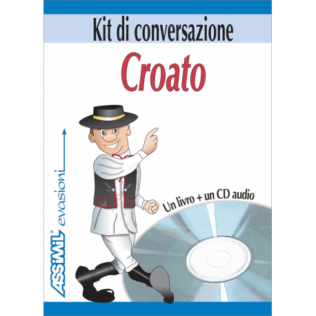 Il croato in tasca (1 livre + 1 CD audio)
