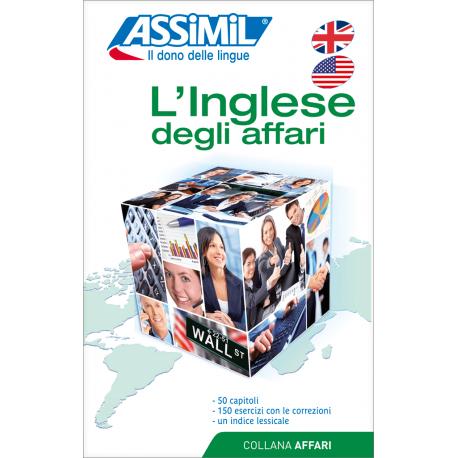 L'Inglese degli affari (livre seul)