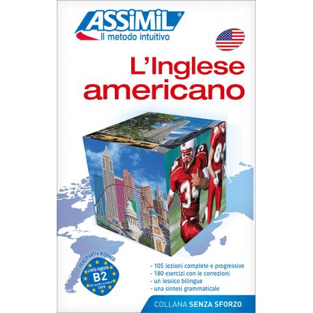 L'Inglese americano (livre seul)