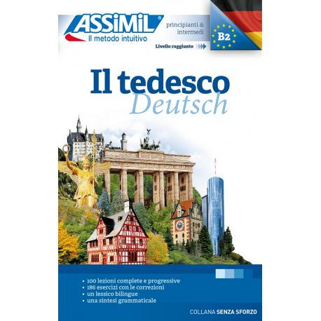Il tedesco (book only)