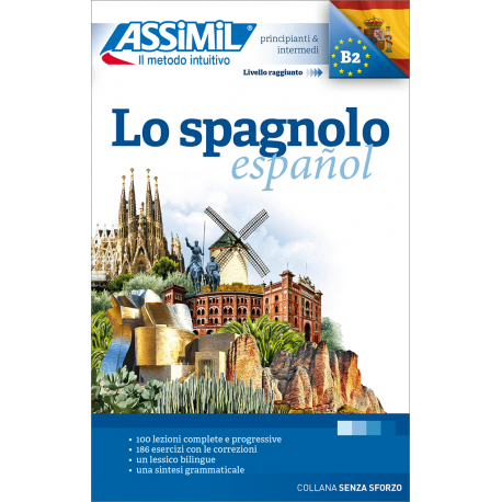 Lo spagnolo (book only)
