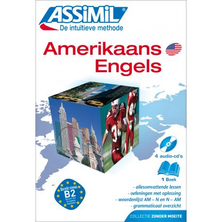 Amerikaans zonder moeite (audio CD pack)
