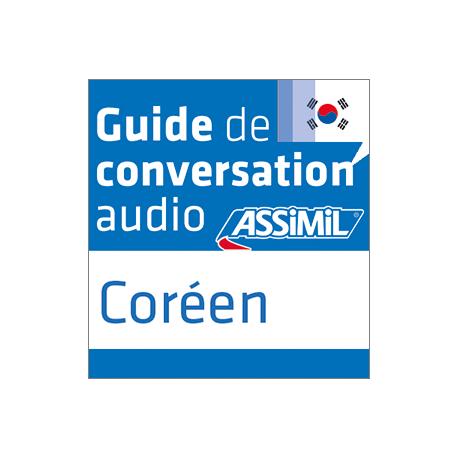 Coréen (mp3 descargable)