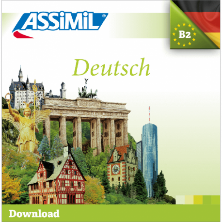 Deutsch (mp3 descargable alemán)