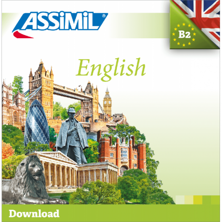 English (English mp3 download)