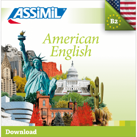 American English (American English mp3 download)