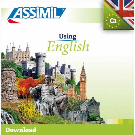 Using English (téléchargement mp3 Perf. Anglais)