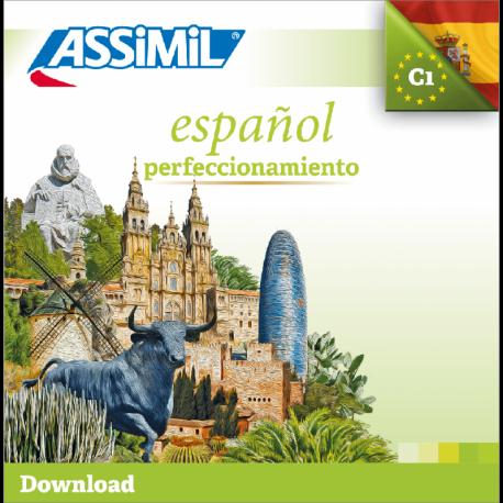 Español perfeccionamiento (Using Spanish mp3 download)